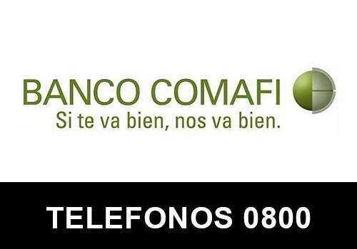 Banco Comafi telefono atención al cliente