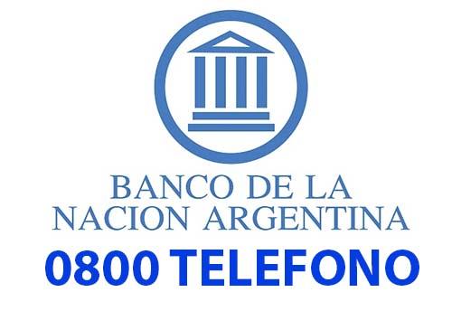 Banco Nación telefono atención al cliente