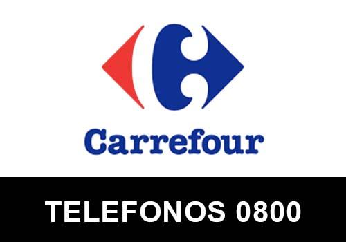 Carrefour telefono atención al cliente