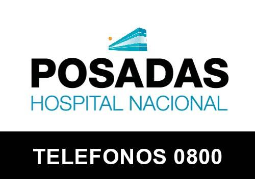Hospital Posadas telefono atención al cliente