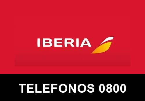 Iberia  telefono atención al cliente