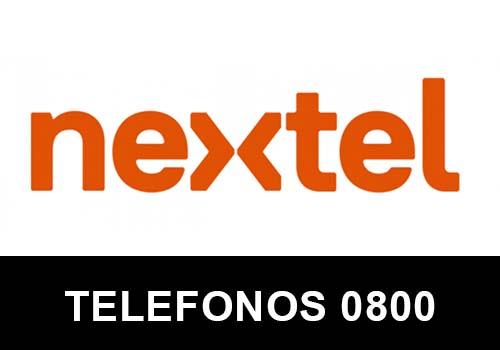 Nextel telefono atención al cliente