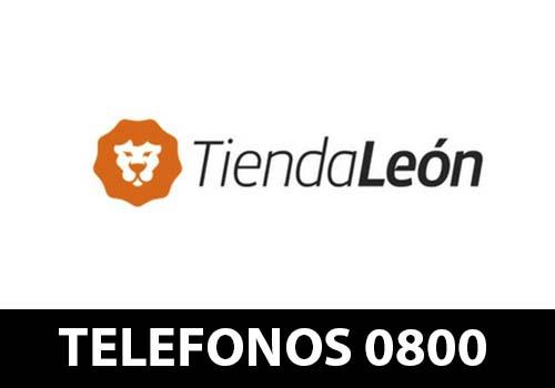 Tienda León telefono atención al cliente