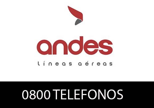 Andes Lineas Aéreas  telefono atención al cliente