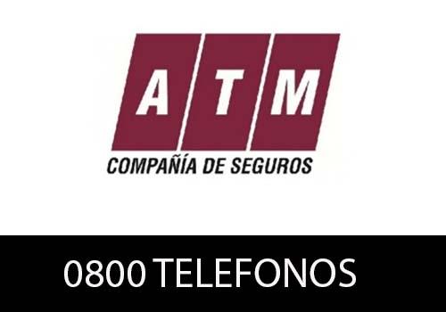 ATM Seguros telefono atención al cliente