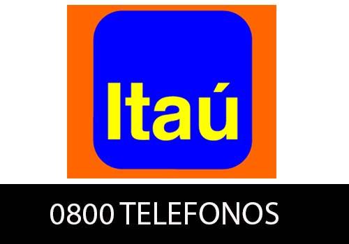 Banco Itau  telefono atención al cliente