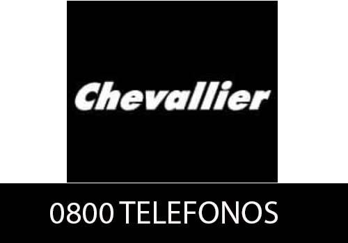 Chevallier  telefono atención al cliente