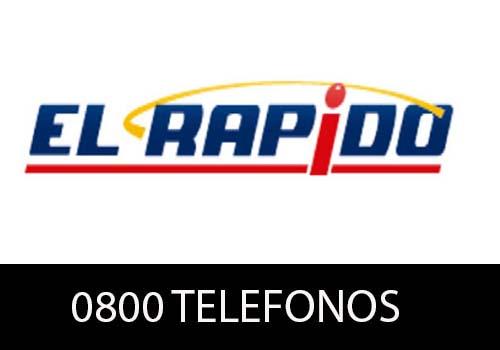 El Rápido Argentino Teléfono