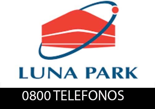 Luna Park Teléfono