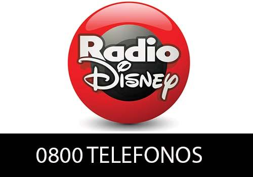 Radio Disney Teléfono