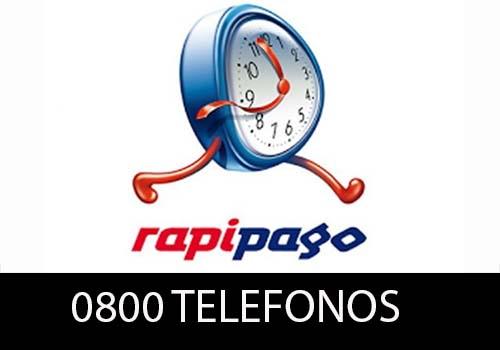 Rapipago Teléfono