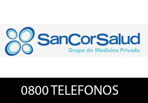 Sancor Salud telefono atención al cliente