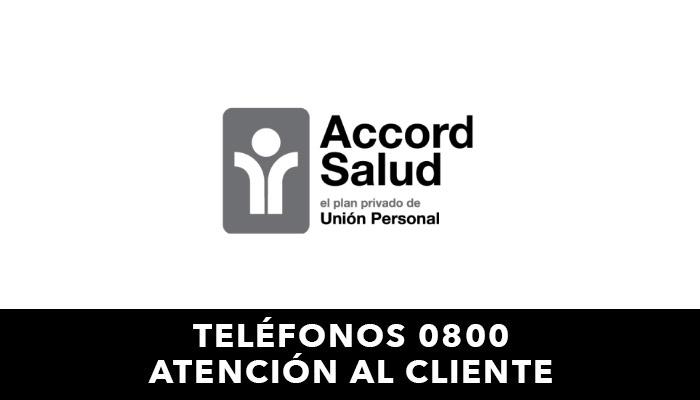 Accord Salud telefono atención al cliente