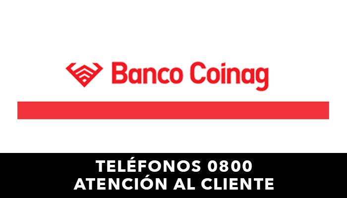 Banco Coinag telefono atención al cliente