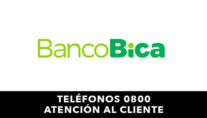 Banco Bica telefono atención al cliente