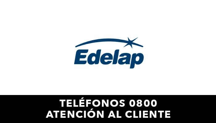 Edelap telefono atención al cliente