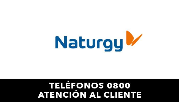 Naturgy telefono atención al cliente