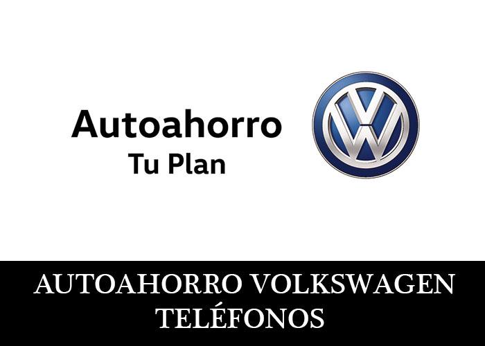 Autoahorro Volkswagen telefono atención al cliente