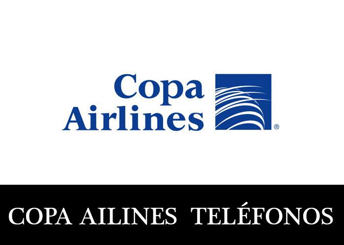 Copa Airlines telefono atención al cliente