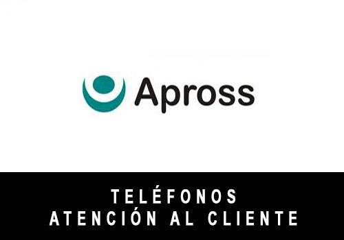 Apross telefono atención al cliente