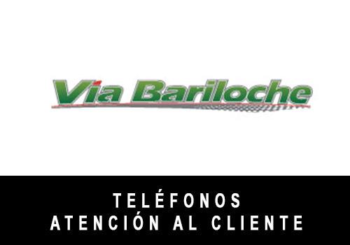 Via Bariloche telefono atención al cliente