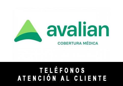 ACA Salud (Avalian) telefono atención al cliente