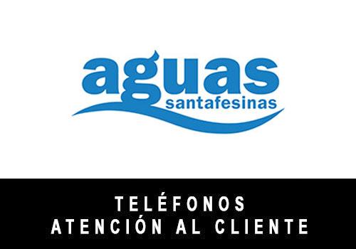 Aguas Santafesinas telefono atención al cliente
