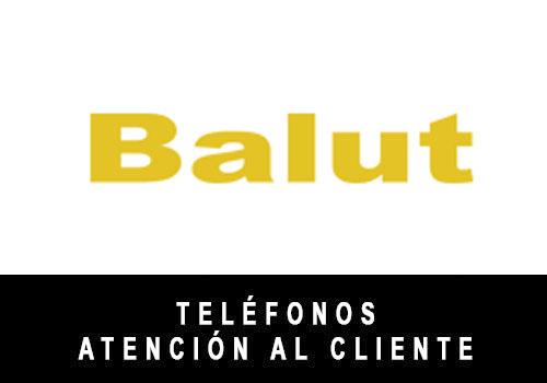 Balut telefono atención al cliente