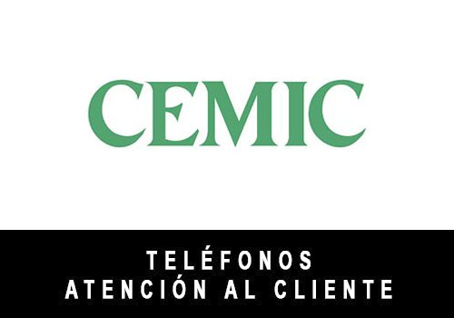 CEMIC telefono atención al cliente