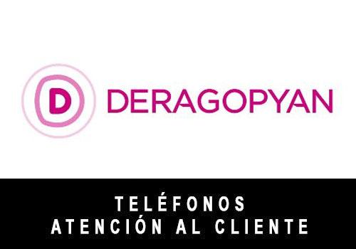 Deragopyan telefono atención al cliente