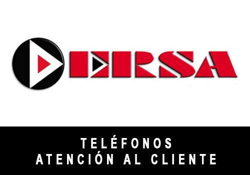 ERSA (Cordoba) telefono atención al cliente