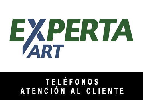 Experta ART telefono atención al cliente