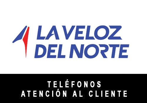 La Veloz del Norte telefono atención al cliente