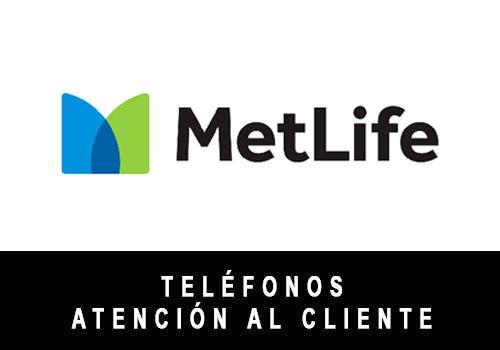 MetLife telefono atención al cliente