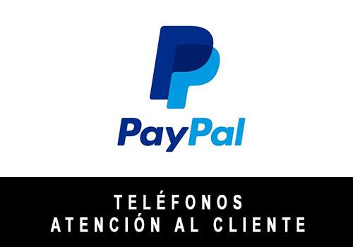 PayPal telefono atención al cliente